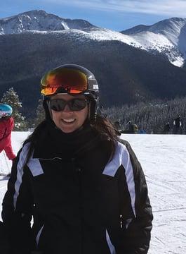 Anne Ski Pic